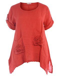 NOSTALGIA - Linen shirt - navabi