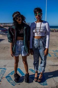 South African fashion
