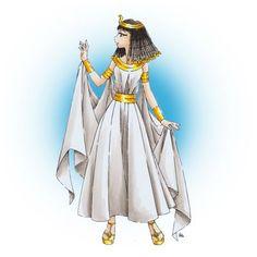 Cleopatra Digi Stamp in Digital images