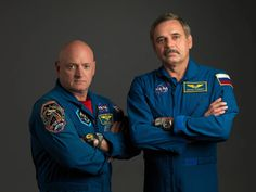 On Sept. 15, NASA astronaut Scott Kelly and Russian cosmonaut Mikhail Kornienko will reach the halfway point of the first one-year mission to the International Space Station. Research from the mission is helping NASA prepare for the human journey to Mars while proving benefits to those of us on Earth. Credits: NASA