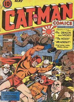 La propagande dans les Comics Américains | Le Blog du Kitsch