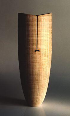 Limed English Oak vase                                                                                                                                                                                 More