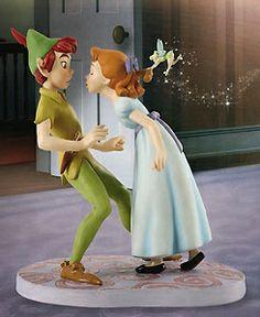 Disney Peter Pan and Wendy Cake