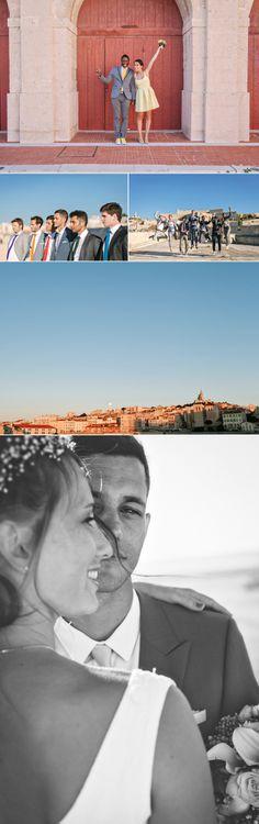 ©Studio A+Q - mariage - Marseille - Fort de Ganteaume - Le blog de Madame c #3