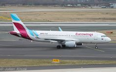 Eurowings / D-AIZR / Airbus A320-200
