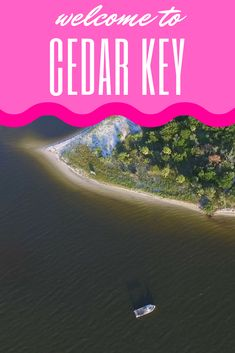 About an hour's drive southwest of Gainesville, the tiny enclave of Cedar Key is a quaint, old-fashioned, Old Florida vacation spot - a place that's short on traffic lights and long on relaxation.   #Florida #Travel