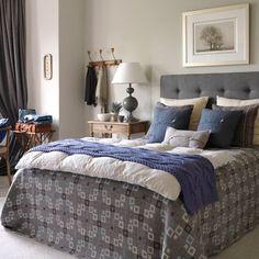 Como fazer e usar manta de tricô para cama - Toda Perfeita
