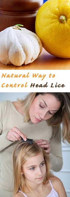 Get Rid of a Head Lice using Natural Remedies