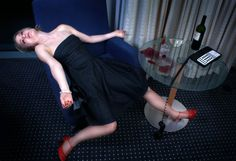 Dead Sexy Poisoned Legs Heels
