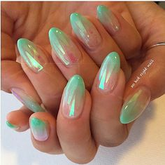 Shatter nails