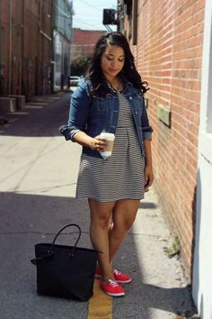 35 casual summer outfits for curvy teen girls curvy outfits Spring Outfits For Teen Girls, Summer Outfits Women 30s, Cute Spring Outfits, Outfits For Teens, Casual Summer Outfits For Work, Summer Clothes, Looks Plus Size, Look Plus, Curvy Outfits