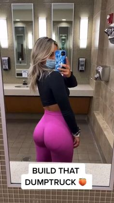 Leg And Glute Workout, Full Body Gym Workout, Slim Waist Workout, Gym Workout Videos, Fitness Workout For Women, Fitness Goals, Fitness Tips, Fitness Motivation, Glute Workout Routine