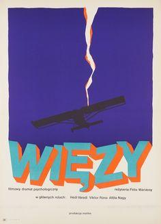 Bondage, unk, Polish Poster