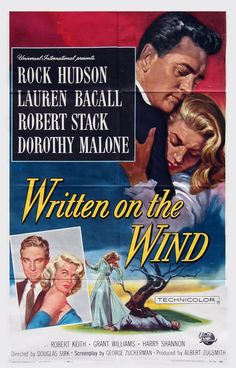WRITTEN ON THE WIND (1956) - Click Image to Close