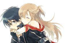 Sword Art Online Kirito & Asumna <3