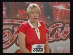 Most psycho American Idol contestant ever, Mary Roach !!!
