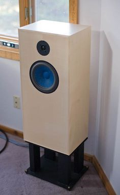 Audio Federation Blog » Blog Archive » Audio Note AN/E SPe HE speaker in Maple - High-end Audio Blog