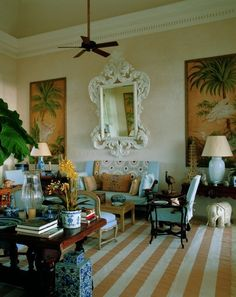 colonial interiors british - Google Search
