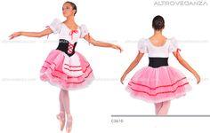 Costume Tarantella C2610