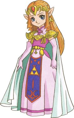 Artwork_princesa_Zelda