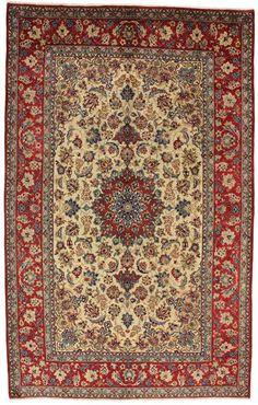 Isfahan - old 407x257 - CarpetU2 #homedecor #rugs #interior #carpets #design #home #decor #livingroom #flooring #handmaderugs #decoration #wool #homedecoration #persianrug #classic #elegance #Covor #Alfombra #Tappeto #Teppich #tapis #carpets #rug #Handmade #Oriental #Faitsmain #Orientaux #Handgefertigte #Orientteppiche #Orientali #FattiAmano #Orientales #HechasAmano #Orientaliska #Handknuntna #Mattor #dywany #orientalne #Covoare #orientale #Tapetes #orientais #tapijten #matot #carpetu2 Persian Carpet, Persian Rug, Pet O, Carpets Online, Carpet Colors, Carpet Design, Classic Elegance, Shades Of Red, Handmade Rugs