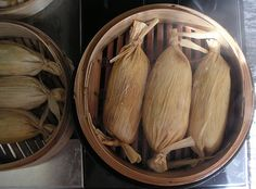 Easy Vegan Black Bean Tamales - A Vegan Blogging Extravaganza at The Flaming Vegan