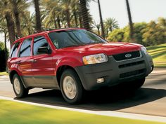 2004 Ford Escape Review - http://whatmycarworth.com/2004-ford-escape-review/