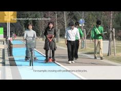 Personal Mobility Vehicles in Toyota City - Improvement of personal travel