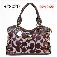 Coach Outlet - Coach Shoulder Bags No: 22035 [ COACH-1655] - $57.99 : Coach Outlet Canada Online