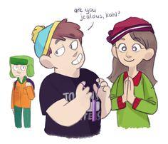 Cartman this episode tho