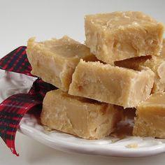 Tea and Wheaten Bread: Scottish Tablet