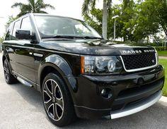 2013 Range Rover Sport GTLE #LandRoverPalmBeach #LandRover #RangeRover http://www.landroverpalmbeach.com/