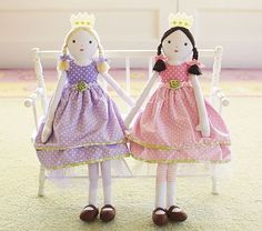 PB the sweetest Princess and the Pea doll, with brown hair, of course! $34 @ Christmas?