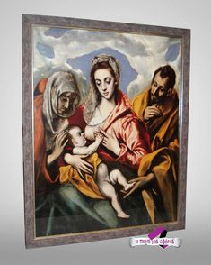 Frames, Painting, Art, El Greco, Art Background, Frame, Painting Art, Kunst, Paintings
