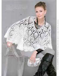 crochet shawl DIAGRAM - Google-Suche