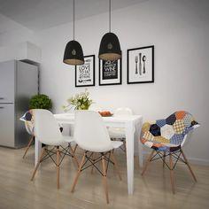 Esszimmer skandinavisch  skandinavisch einrichten das esszimmer mit weißen möbelstücken ...