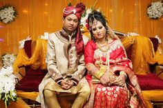 Exotic Bride & Groom from Bogra , Bangladesh