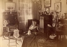 Victorian Parlor | Victorian Parlor | Flickr - Photo Sharing!