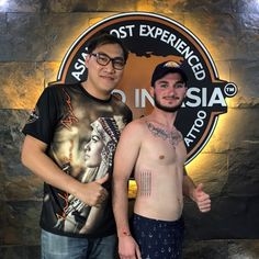 Book & Get Your Tattoo Inked In Asia™ artists and staff can bring your requests and ideas vividly to life throwing around ideas and styles that you can decide on Fusion Ink, Phuket Thailand, Super Clean, Tattoo You, Tattoo Studio, Cool Tattoos, Tattoo Ideas, Asia, Artists