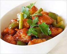 Sweet and Sour Chicken - Easy Recipes at RasaMalaysia.com