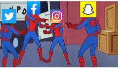 so many social networks all using disappearing content including twitter fleets Funny Memes About Work, Work Memes, About Twitter, New Twitter, Oh The Irony, Social Media Digital Marketing, Life Memes, Cool Names, Mom Blogs