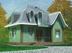 интересные крыши частных домов фото: 20 тыс изображений найдено в Яндекс.Картинках