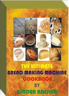 The ebook is the ultimate breadmaking cook book that shows everything necessar about bread making activities-http://fiverr.com/users/xorenxo/manage_gigs