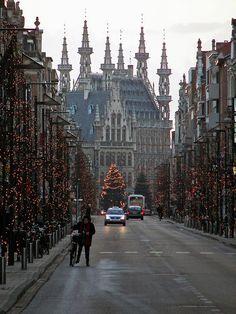 Leuven, Belgium.