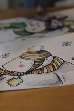 """di Marta De Renzi  """"Bears Christmas"""""""
