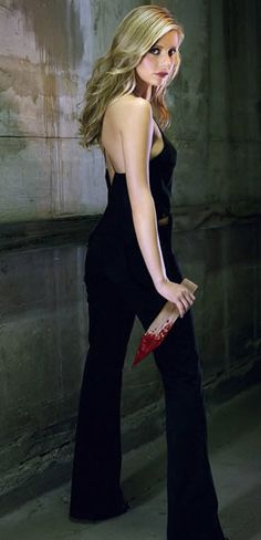 "Buffy the Vampire Slayer (Sarah Michelle Gellar from the ""Buffy the Vampire Slayer"" television series)"