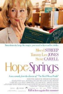 After thirty years of marriage, a middle-aged couple attends an intense, week-long counseling session to work on their relationship. Starring Meryl Streep, Tommy Lee Jones, and Steve Carell.