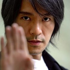 Stephen Chow... I thought Kung Fu Hustle was absolutely terrific