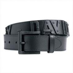 Harley Davidson Leather Belt