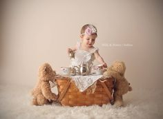 Childs Tea Party Photo idea